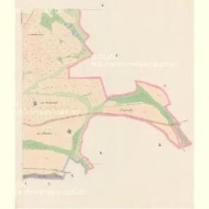 Budietitz - c0633-1-005 - Kaiserpflichtexemplar der Landkarten des stabilen Katasters