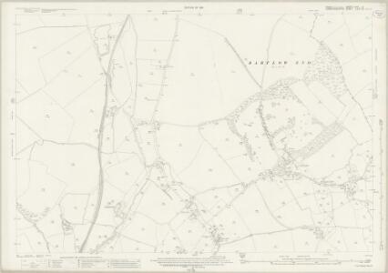 Essex (New Series 1913-) n VIII.2 (includes: Ashdon) - 25 Inch Map
