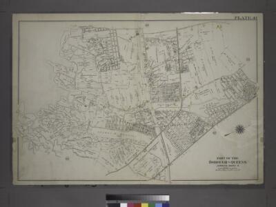 Part of the Borough of Queens, Jamaica, Ward 4.