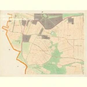 Gross Zablath - c9005-1-004 - Kaiserpflichtexemplar der Landkarten des stabilen Katasters