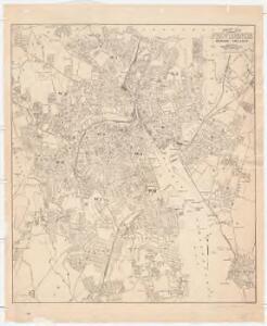 Map of Providence, Rhode Island