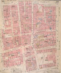 Insurance Plan of London Vol. IX: sheet 219