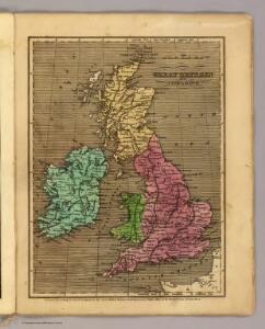 Great Britain, Ireland.