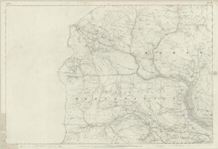 Yorkshire 214 - OS Six-Inch Map