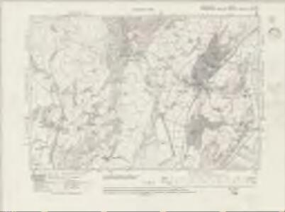 Lancashire VI.SE - OS Six-Inch Map