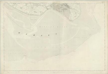 Lancashire CXVIII - OS Six-Inch Map