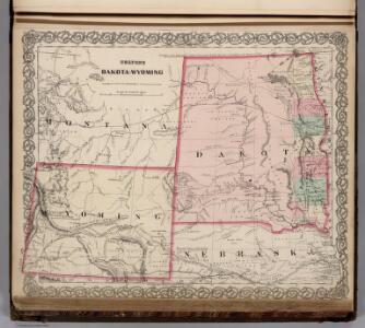Dakota and Wyoming.