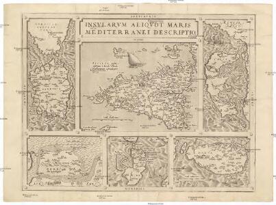 Insvlarum aliquot Maris Mediterranei descriptio