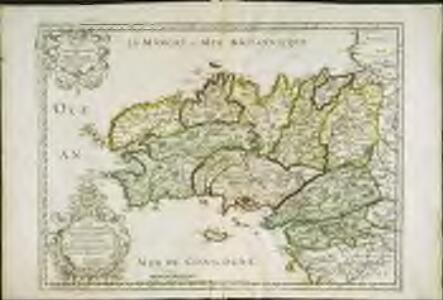 Duché, et gouvernement de Bretagne