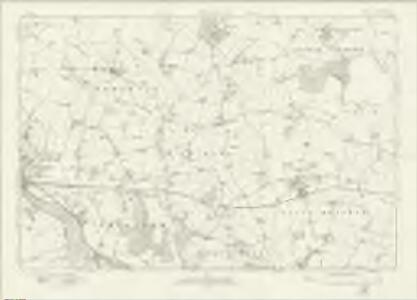 Essex nXXXVIII - OS Six-Inch Map