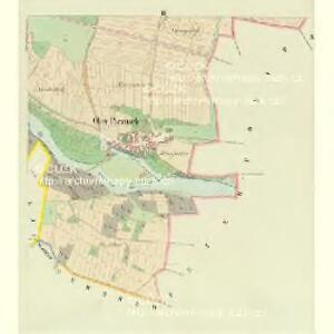 Ober Porzitsch (Horo Porzitsch) - c2124-1-003 - Kaiserpflichtexemplar der Landkarten des stabilen Katasters