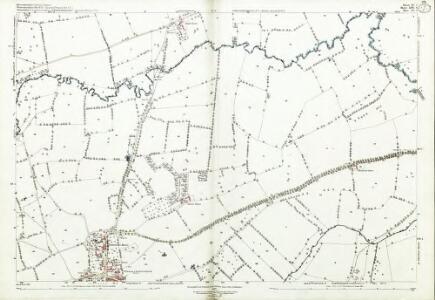 Gloucestershire XV.4 (includes: Burmington; Great Wolford; Little Wolford; Stretton on Fosse; Tidmington; Todenham) - 25 Inch Map