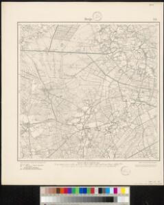 Meßtischblatt 1731 : Berge, 1900