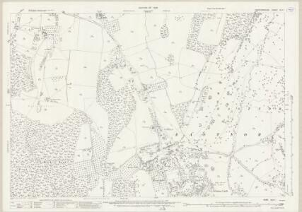 Herefordshire XLII.1 (includes: Eastnor; Ledbury Rural) - 25 Inch Map