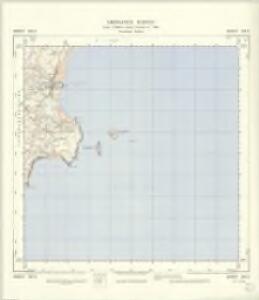 SH32 - OS 1:25,000 Provisional Series Map