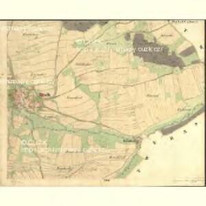 Tischlern - c6969-1-004 - Kaiserpflichtexemplar der Landkarten des stabilen Katasters