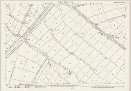 Norfolk LXVIII.6 (includes: Nordelph; Outwell; Upwell) - 25 Inch Map