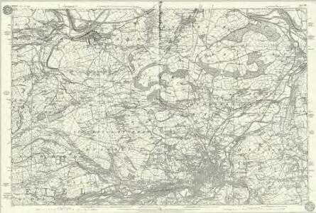 Yorkshire 246 - OS Six-Inch Map