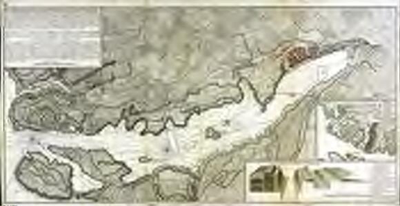 Plan de la ville et du Port Mahon et du Fort St. Philippe