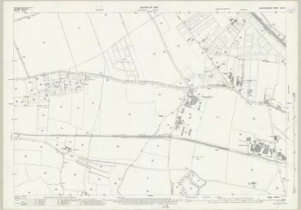 Bedfordshire XXXII.4 (includes: Caddington; Luton) - 25 Inch Map