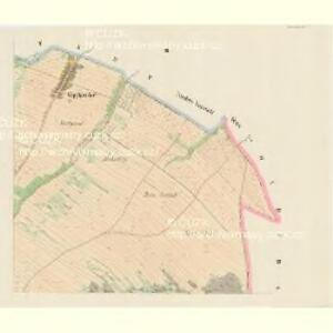 Bielau (Bilowo) - m0083-1-003 - Kaiserpflichtexemplar der Landkarten des stabilen Katasters