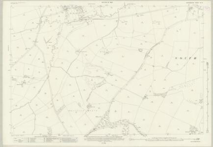Oxfordshire IX.14 (includes: Great Tew; South Newington; Swerford; Wigginton) - 25 Inch Map