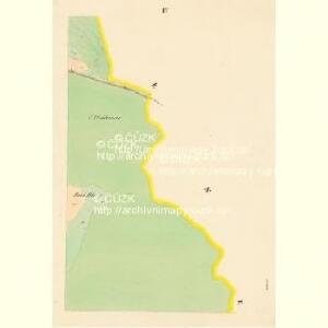 Kletz - c3138-1-003 - Kaiserpflichtexemplar der Landkarten des stabilen Katasters