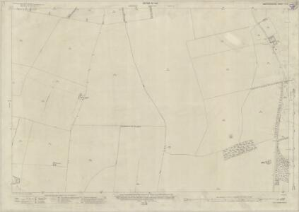 Hertfordshire V.13 (includes: Barkway; Reed) - 25 Inch Map