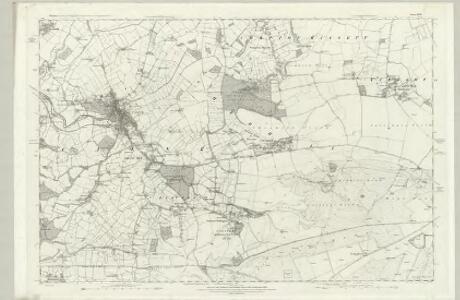 Wiltshire XXVI - OS Six-Inch Map