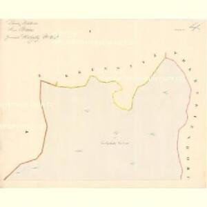 Kobyly - m1226-1-001 - Kaiserpflichtexemplar der Landkarten des stabilen Katasters