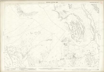 Westmorland XXVII.2 (includes: Kentmere; Longsleddale) - 25 Inch Map