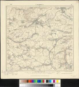 Meßtischblatt 61 : Geringswalde, 1919
