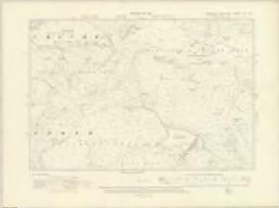 Yorkshire CLI.NW - OS Six-Inch Map