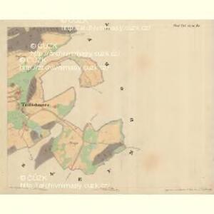 Puschendorf - c0438-1-005 - Kaiserpflichtexemplar der Landkarten des stabilen Katasters