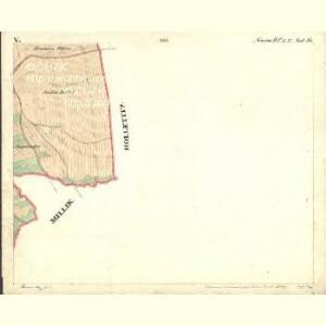 Neuern - c5337-1-005 - Kaiserpflichtexemplar der Landkarten des stabilen Katasters