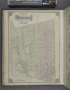 City of Paterson. Part of the 1st and 2nd Wards