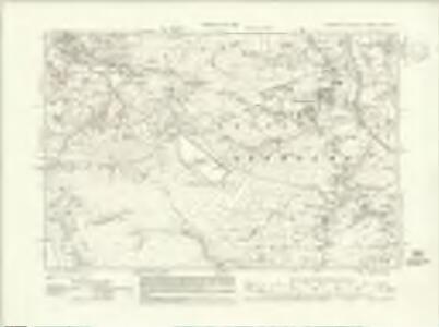 Yorkshire CCXV.NE - OS Six-Inch Map
