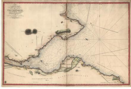 Survey of the Frith [sic] of Forth, by George Thomas... in 1815