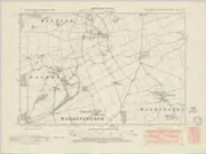 Lincolnshire LXXII.NE - OS Six-Inch Map
