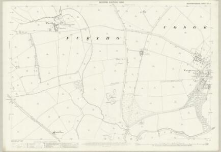 Northamptonshire LXI.6 (includes: Cosgrove; Old Stratford; Potterspury) - 25 Inch Map