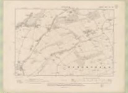 Ayrshire Sheet XLIV.SW - OS 6 Inch map