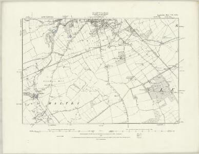 Lincolnshire LVI.SE - OS Six-Inch Map