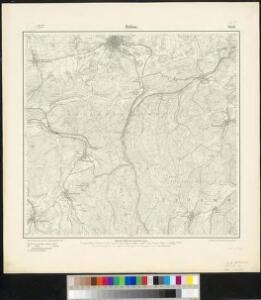 Meßtischblatt 2659 : Brilon, 1900