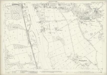 Hampshire and Isle of Wight XC.6 (includes: Cowes) - 25 Inch Map