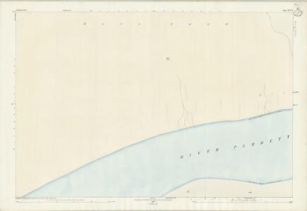 Somerset XXV.9 (includes: Berrow; Otterhampton) - 25 Inch Map
