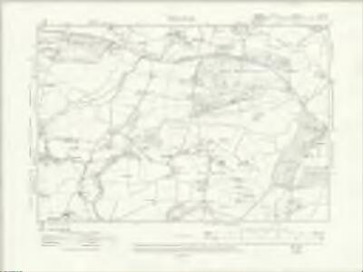 Sussex XX.SE - OS Six-Inch Map