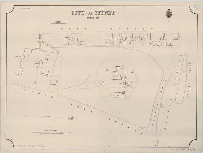 City of Sydney, Sheet R4, 1888