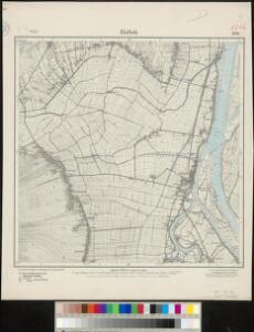 Meßtischblatt 1288 : Elsfleth, 1917