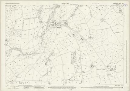 Shropshire XII.5 (includes: Selattyn; Whittington) - 25 Inch Map