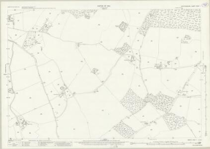 Hertfordshire XXXV.1 (includes: Bishops Hatfield; Sandridge Rural) - 25 Inch Map